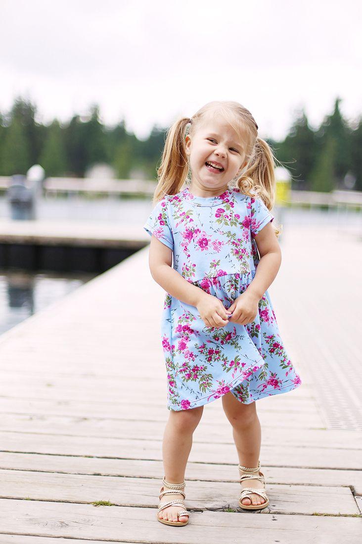 Suncadia Dress Free Pattern for Girls | Free girl, Dress patterns ...