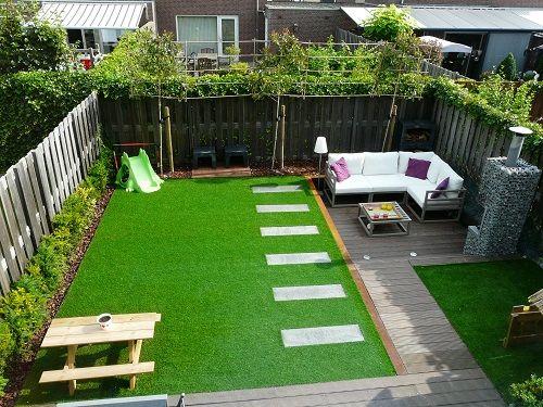 Pin van pieter hulst op tuin pinterest tuin en tuinen - Eigentijdse tuinfotos ...