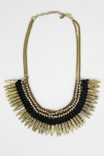 Cleopatra Collar $32 www.mooreaseal.com