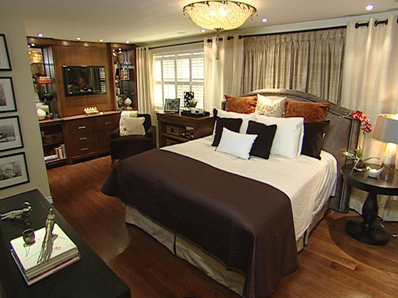 10 Bedroom Retreats From Candice Olson. Rustic Bedroom DecorationsBedroom  Decorating IdeasRustic ...