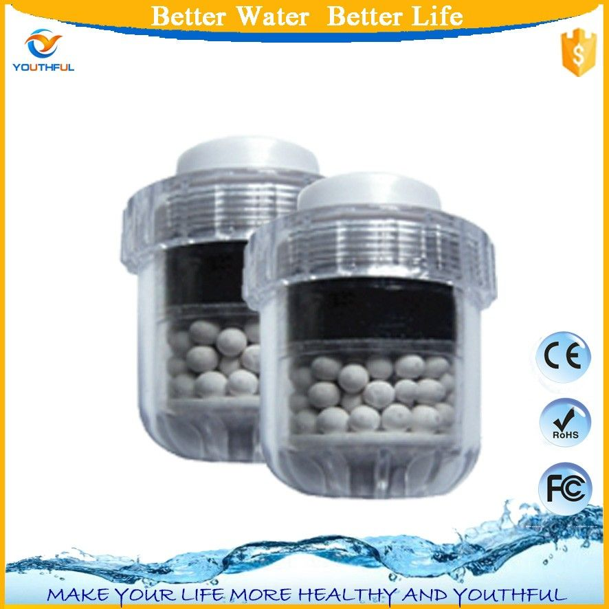 mini high filter precision faucet mount activated carbon water