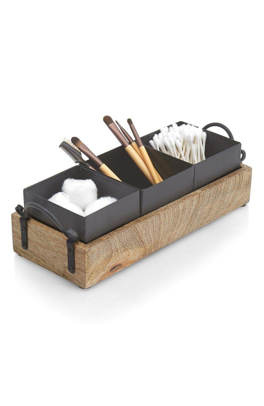 Paradigm Trends Lonestar Medium Organizer Cosmetic Storage