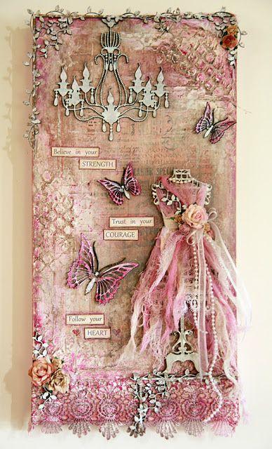 sooo pretty! (Michelle Grant desiGns, Nov 22, 2012 post)