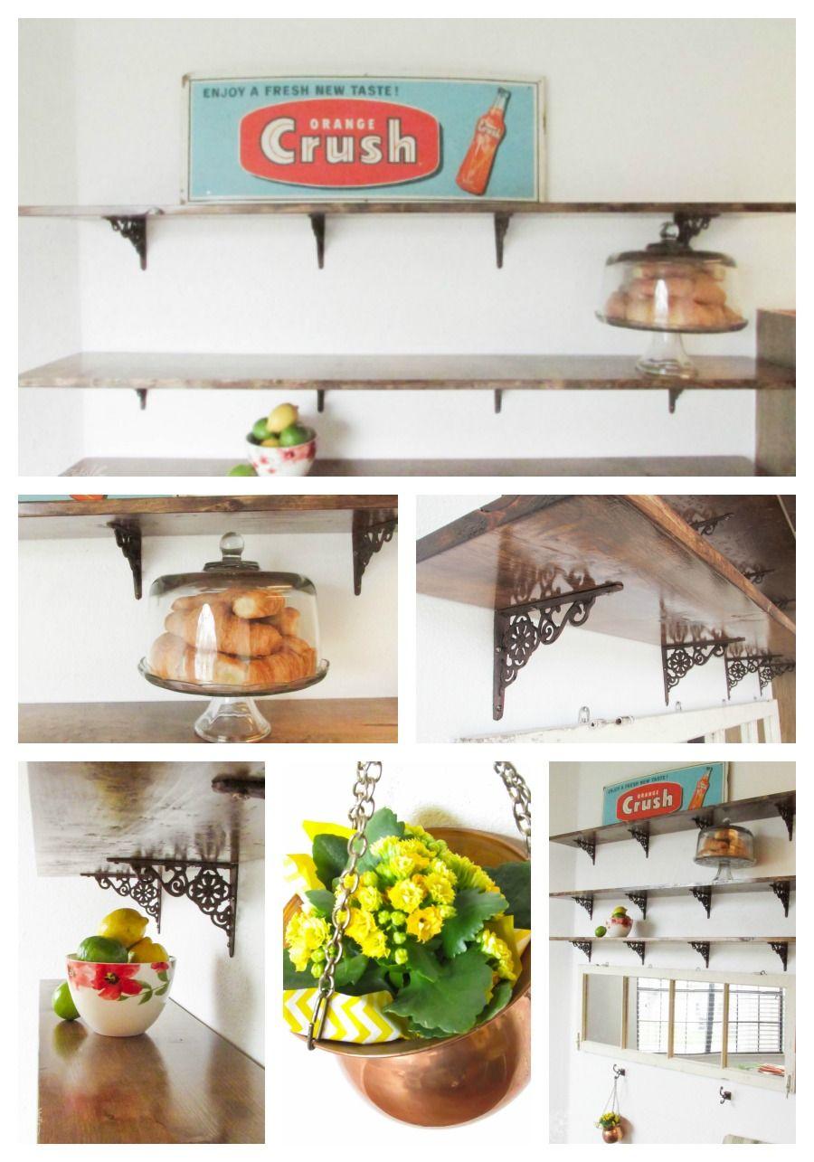 Best How To Diy Beautiful Open Kitchen Shelves Diy Kitchen 400 x 300