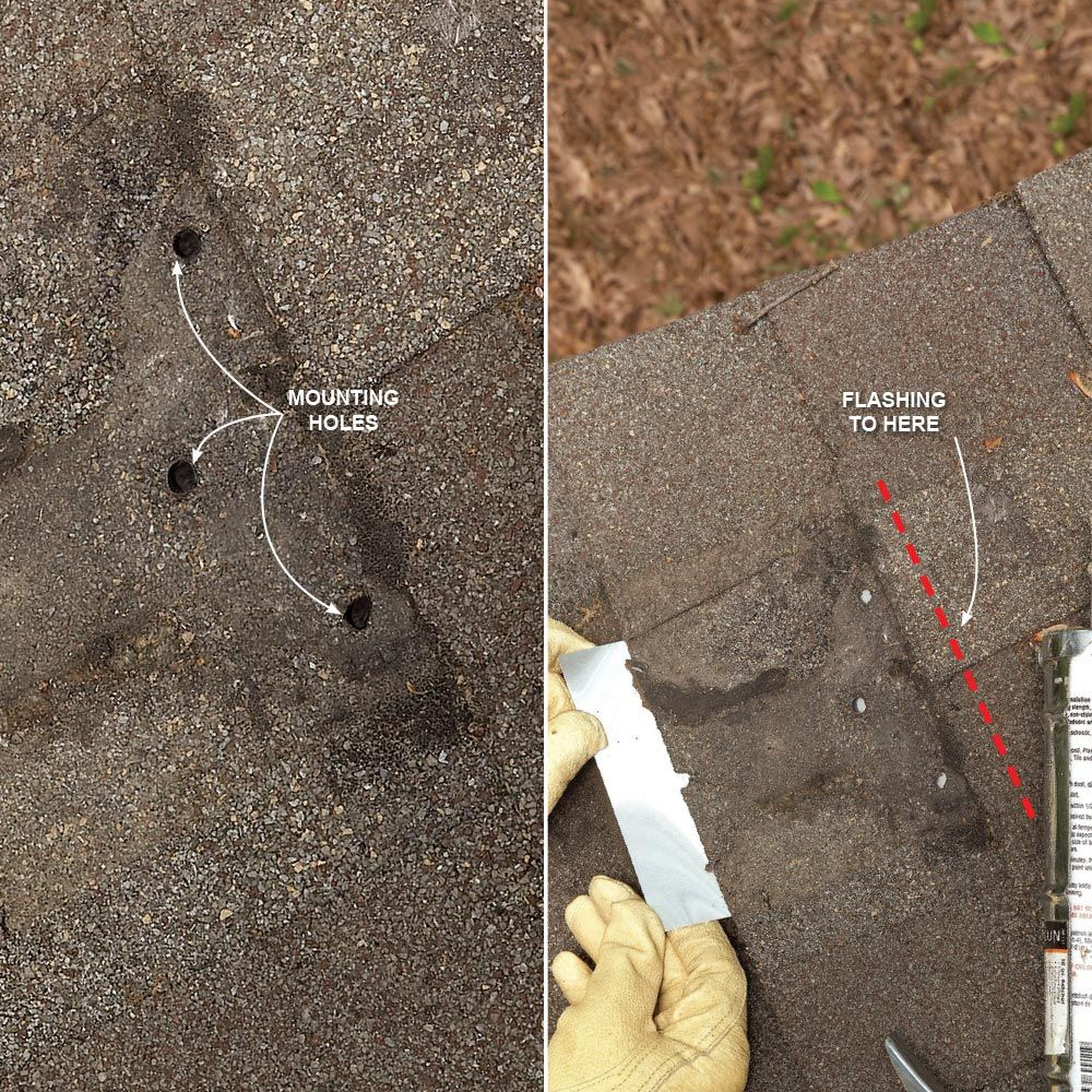 12 Roof Repair Tips Find And Fix A Leaking Roof Leaking Roof Roof Repair Roof Patch
