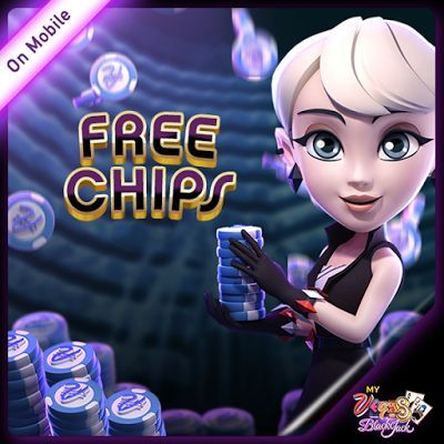New myVEGAS Free Chips Collection Updates For [2020 (With