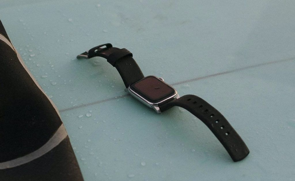 Nomad Active Straps Waterproof Leather Apple Watch Straps
