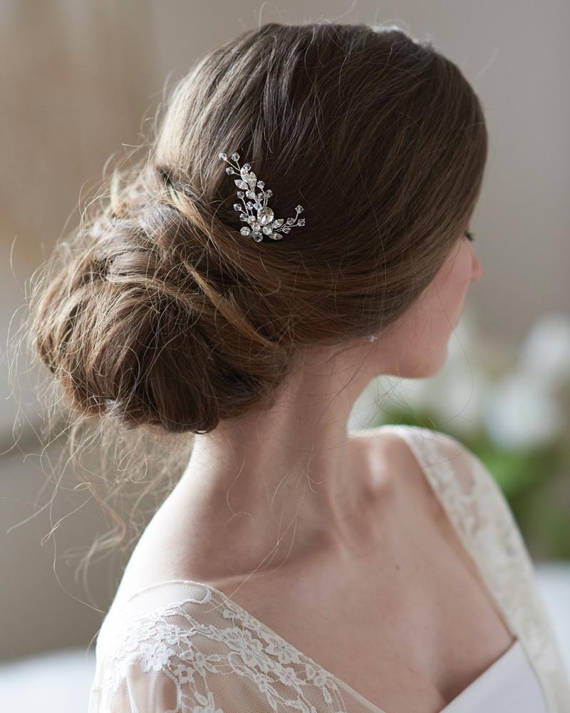 aria hair pin in 2019   bridal hair pins   bridal hair