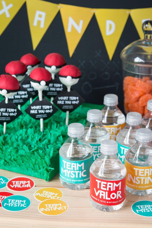 fiestas de cumpleaos para nios que se hacen mayores fiesta pokemon decorar