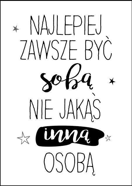 Boombom Plakaty Z Cytatami Do Pobrania Cytaty I Mądre