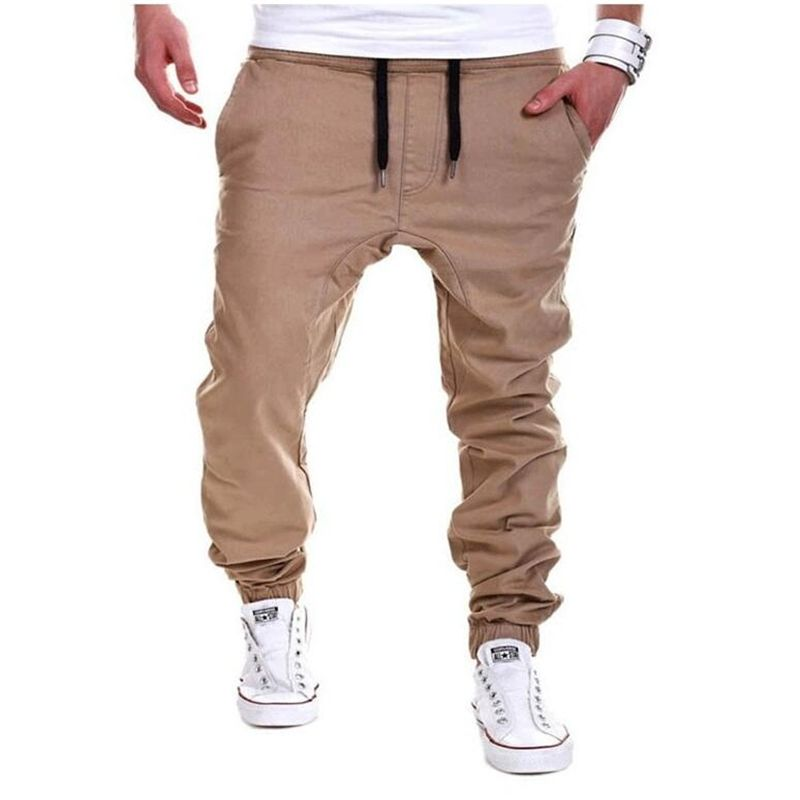 HOT Men's Fashion Casual Pants Military Outdoors Sweatpants Hip Hop Dance Pants Khaki Black Grey Tracksuit Pants free shipping #jewelry, #women, #men, #hats, #watches