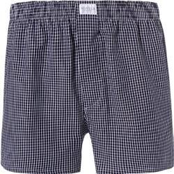 Novila Boxer-Short Herren, Baumwolle, blau Novila #outfitswithshorts