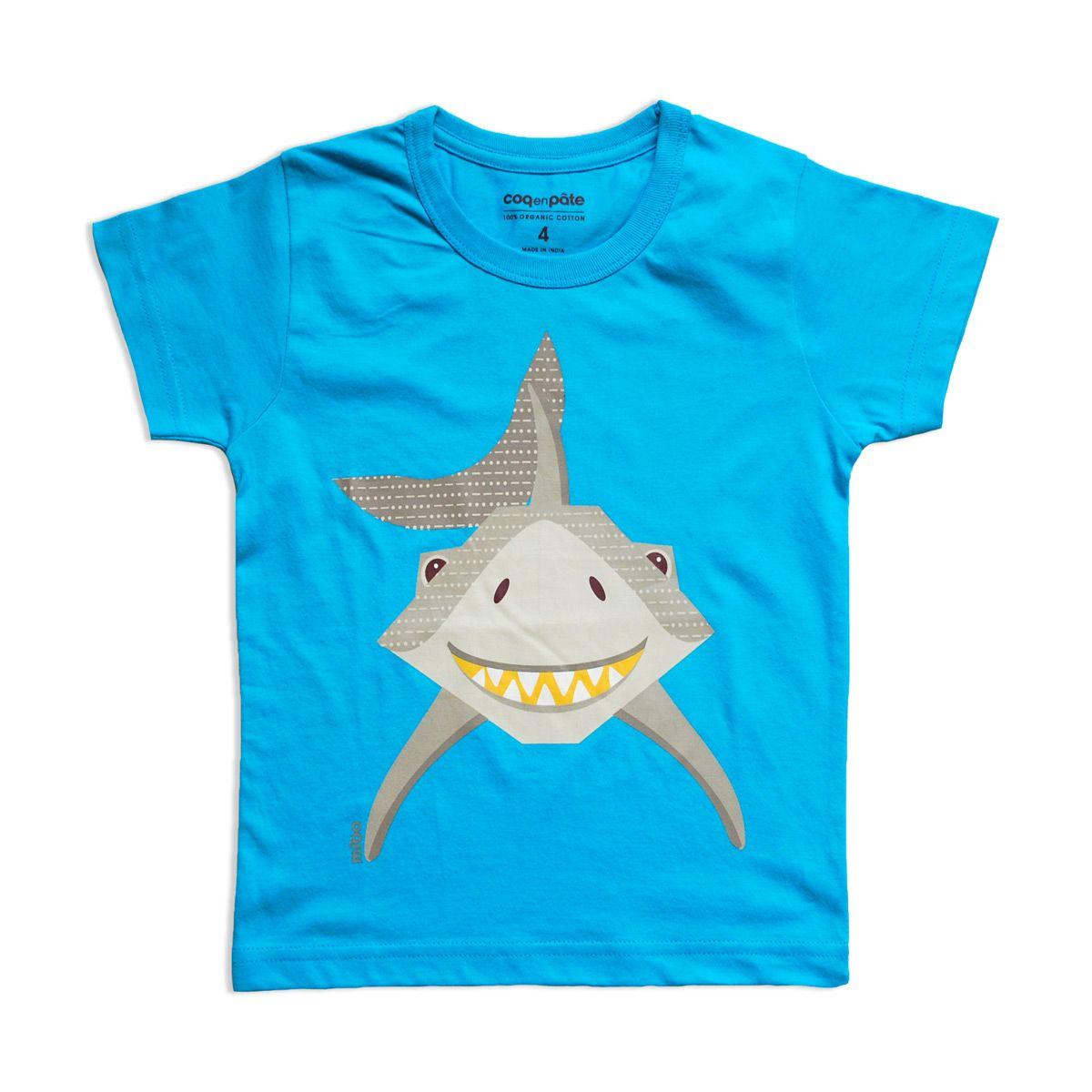390494f9994 Παιδική Μπλούζα Shark | Παιδικά ρούχα / Kids clothes | Pinterest