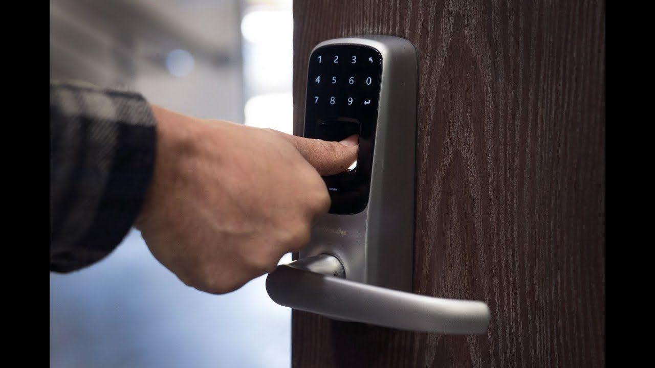 Amazon Com Wejupit Fingerprint Smart Keyless Entry Door Lock With Touchscreen Code Electronic Keypad For O Fingerprint Door Lock Door Locks Keyless Door Lock