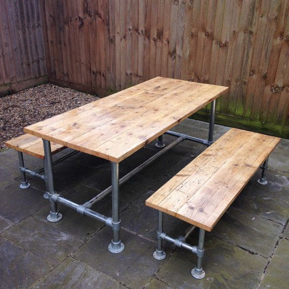 Bespoke Scaffold Furniture offer price ends by LIAMRUSHDESIGNS