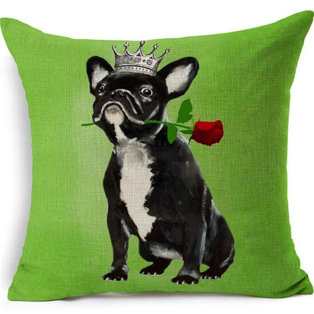 Afterpay Zippay 14Colorful Dog Cushion Dachshund Throw Pillow Uncle Cat I WANT YOU Cushion Queen Dog Christmas Gift Pet Home Decorative Pillows