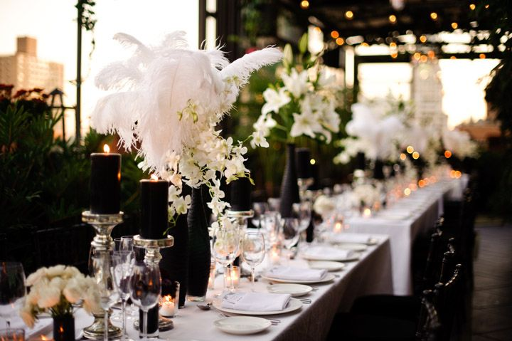 Gramercy Park Hotel Rooftop Terrace Weddings Receptions Nyc New