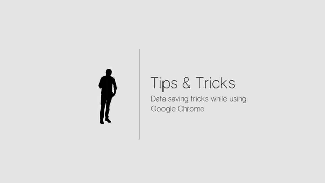 Tips & Tricks: Google Chrome