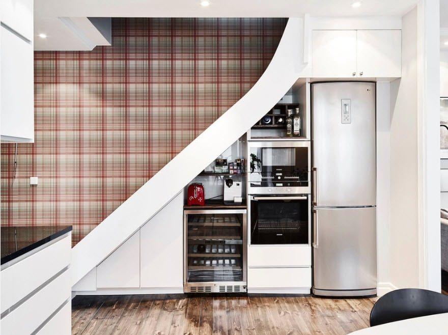 Design einer kleinen Küche im Jahr 2017 Pinterest - kleine u küche