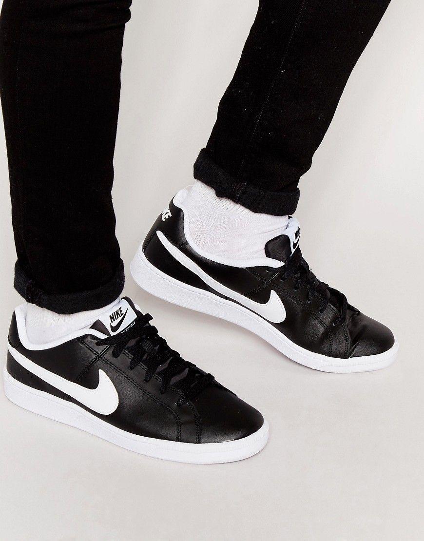 Buty Nike Court Royale 749747 010 Capri R40 46 24h 6174348970 Oficjalne Archiwum Allegro Nike Sneakers Nike Leather Protector