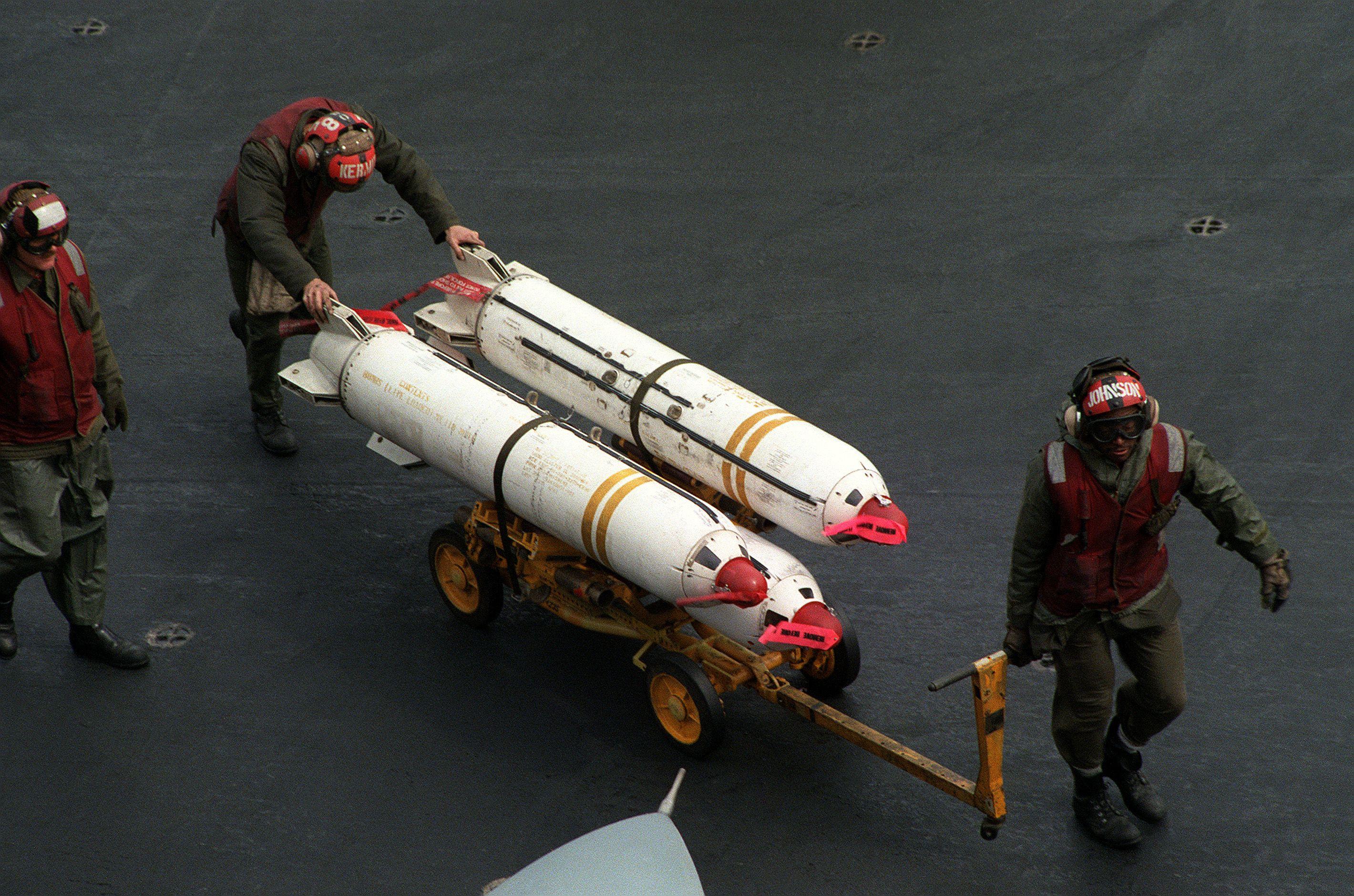 The CBU-100 Cluster Bomb (also called the Mk-20 Rockeye II