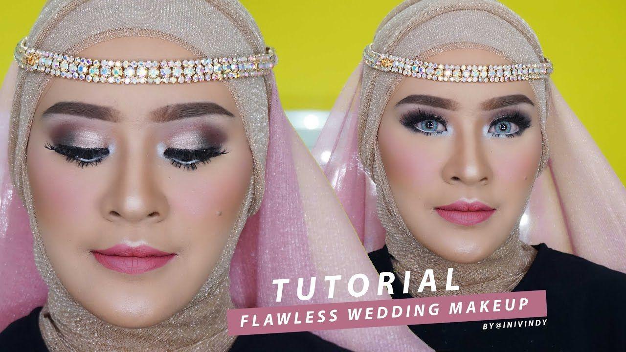 Best Of Tutorial Make Up Natural Dan Hijab Wisuda Ala Vindy And Pics Natural Makeup Tutorial Natural Makeup What Is Makeup