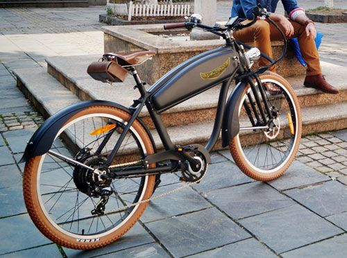Ariel Rider Vintage Style Electric Bicycles Retro To Go Electric Bicycle Electric Bike Custom Bicycle