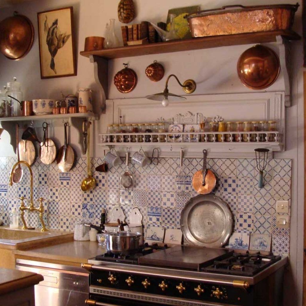 Decorating My Country Kitchen