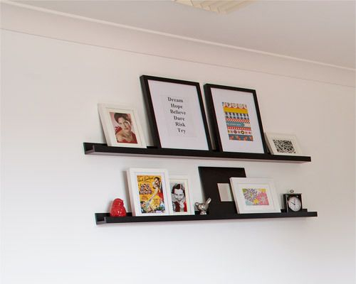 Floating Shelves With Lip Best Yahoo7 Lifestyle Fashion And Beauty Healthy Living Parenting