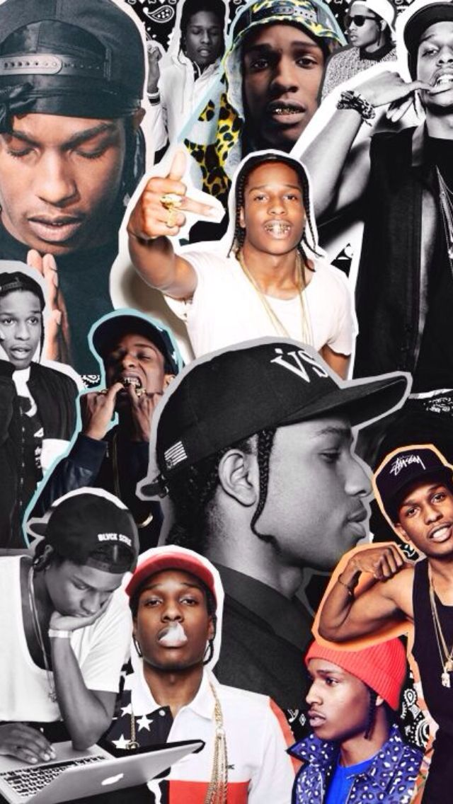 pinterest QueennTyyy (With images) Asap rocky