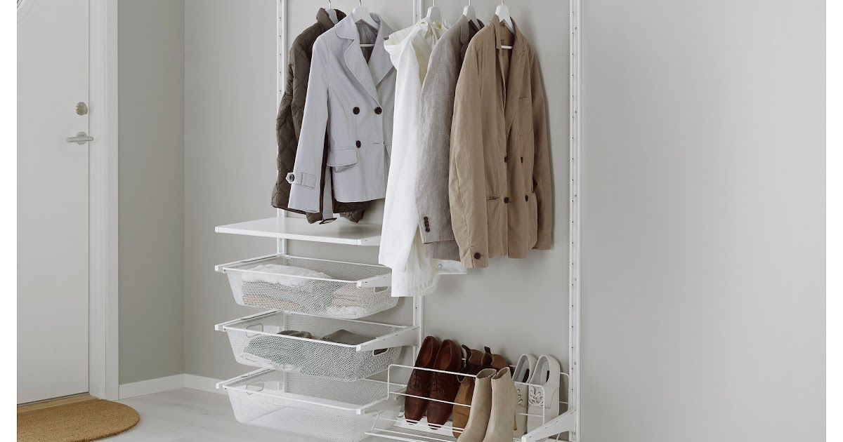 Decoration Ideas Free Ikea Closet Organizer Clothes Best Ikea Pax Clothes Rod Of 2019 Top Rated Reviewed Small Master Bedroom Closet Makeover Buildi In 2020 Ikea Closet Organizer Ikea Closet Ikea Pax