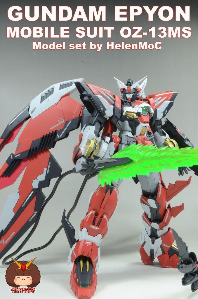 Gundam Guy  Mg 1  100 Oz-13ms Gundam Epyon