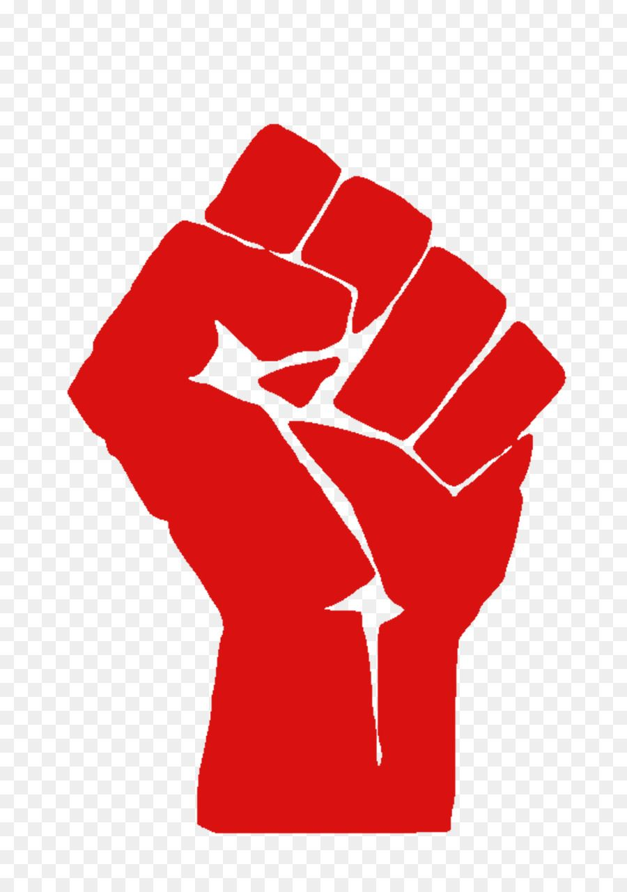 T Shirt Raised Fist Sticker Decal Salute Fist Unlimited Download Kisspng Com Dessin Bisous Poing Leve Dessin