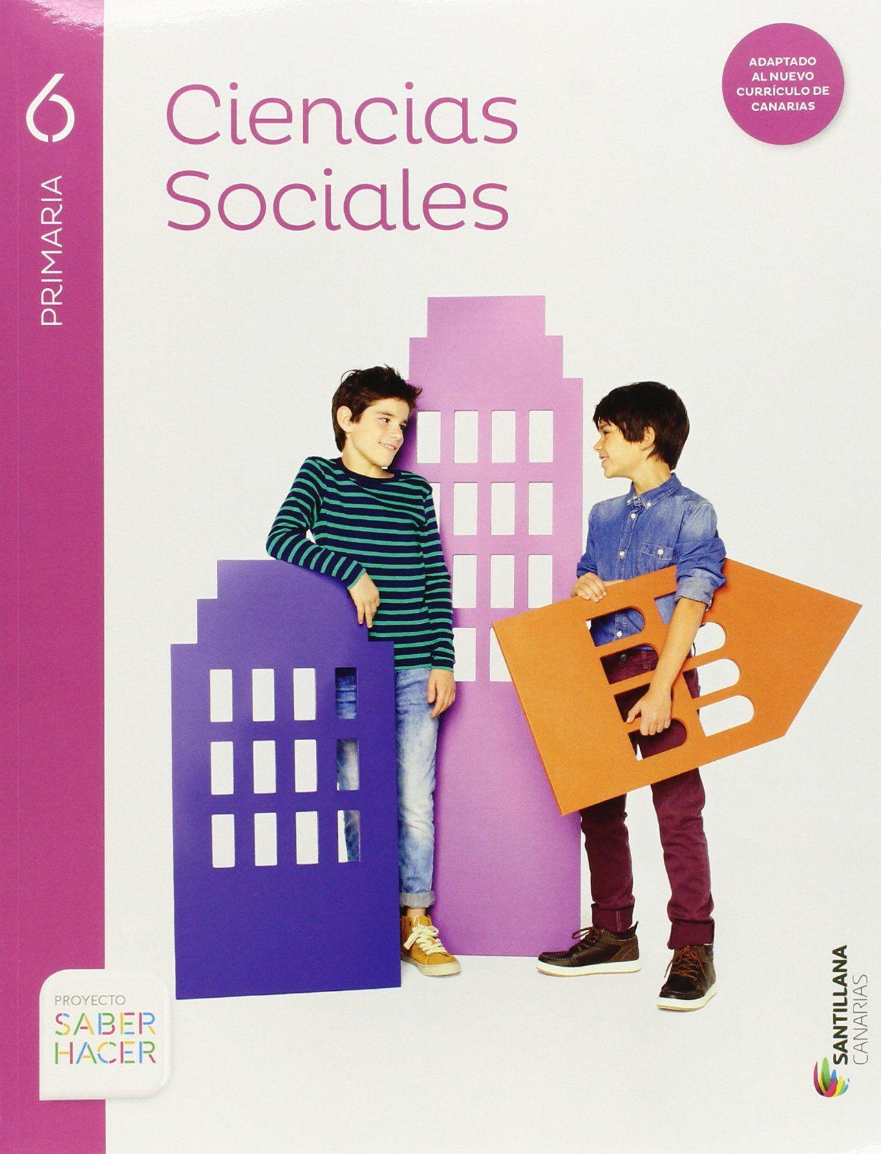Ciencias Sociales 5 Primaria Santillana Saber Hacer