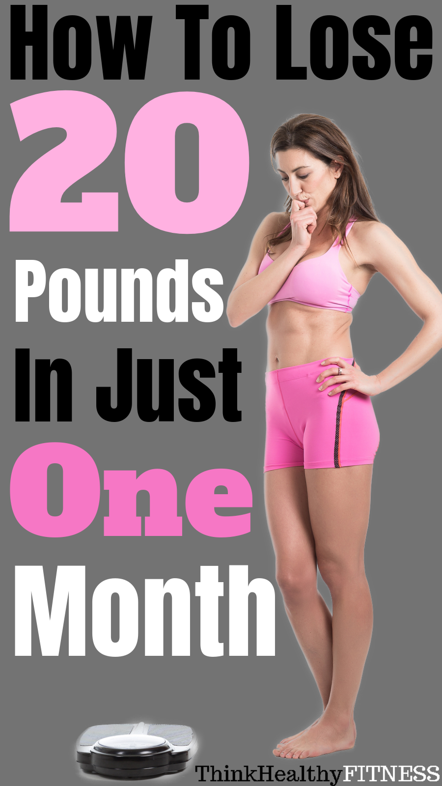 Photo of Wie man 20 Pfund in nur einem Monat verliert   – How to lose belly fat for women
