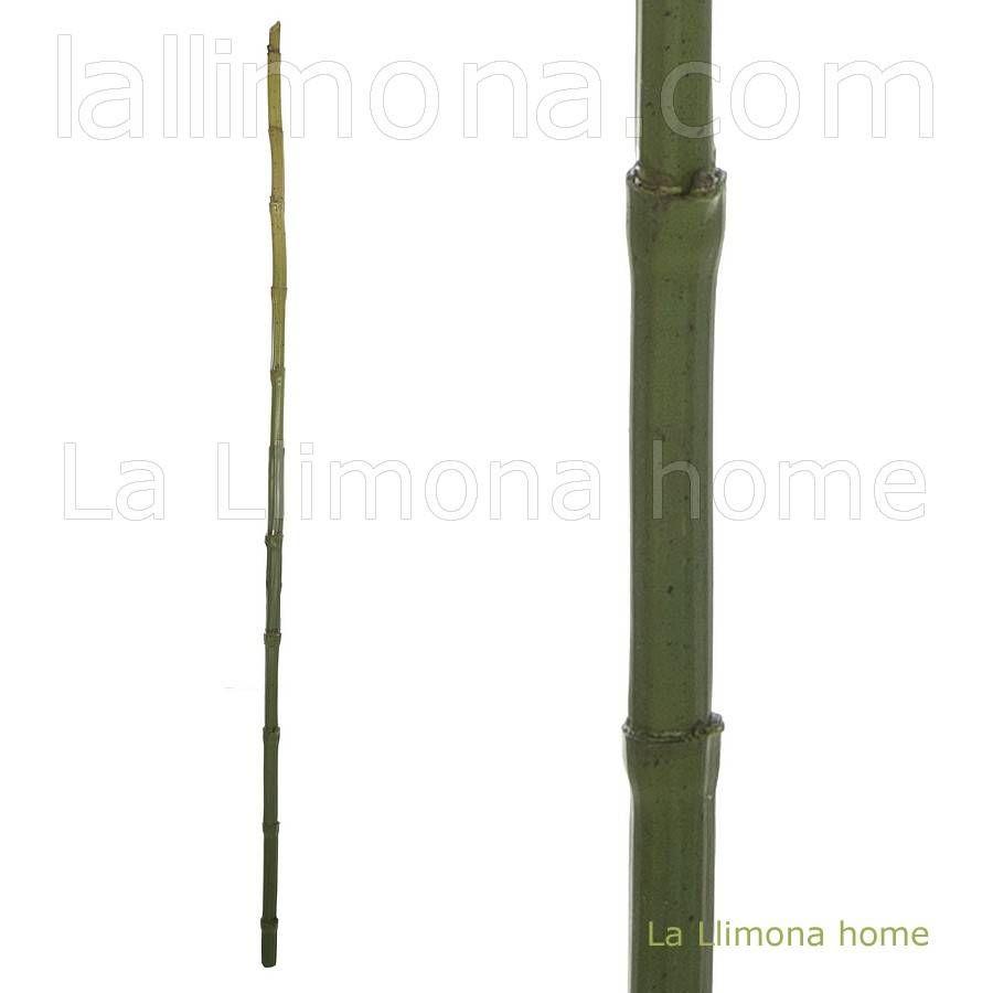 Plantas Artificiales Ca A Bamb Artificial Sin Hojas 118  ~ Cañas De Bambu Verdes Para Decorar