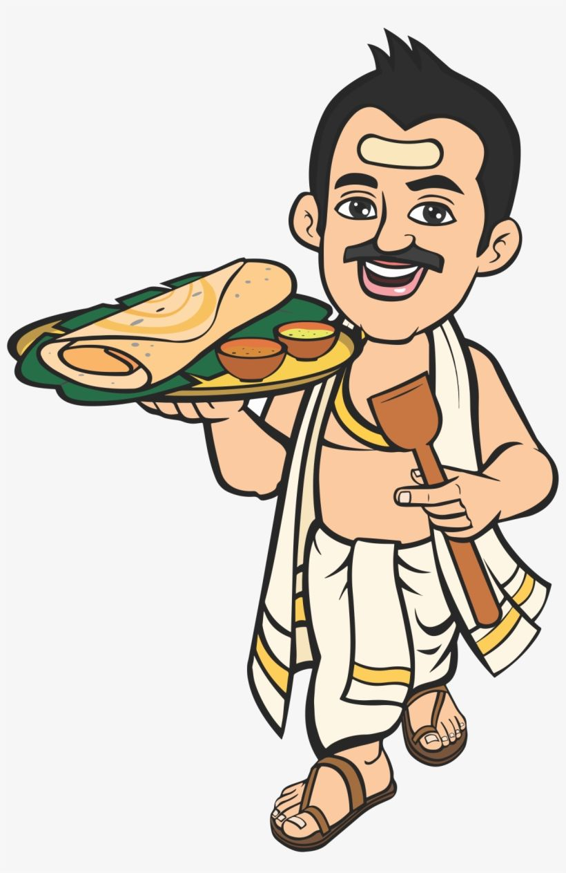 Download Fresh Ingredients Fresh Food South Indian Food Clipart Png Image For Free Search More High Qu Indian Art Paintings Funny Paintings Indian Folk Art