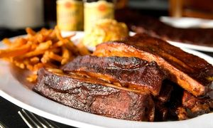 Groupon Barbecue For Lunch Dinner Or Catering At Tc S Rib Crib