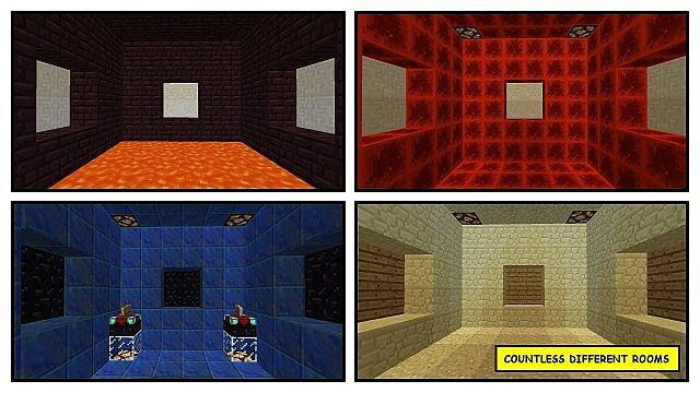 Mega Cube Survival Map