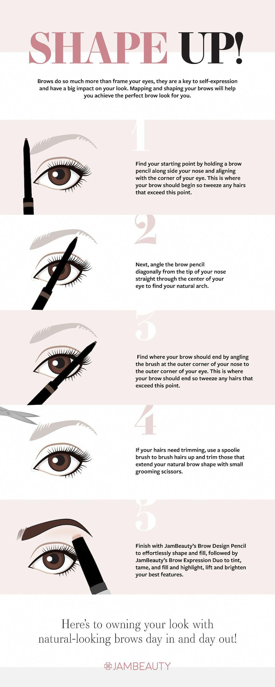 Best Place To Get Eyebrows Done : place, eyebrows, Place, Eyebrows, Products, Eyebrow, Makeup, Brows, 20190509