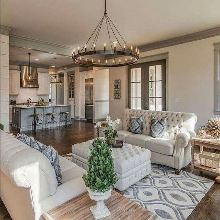 50 Best Rug Living Room Farmhouse Decor Ideas, 2020
