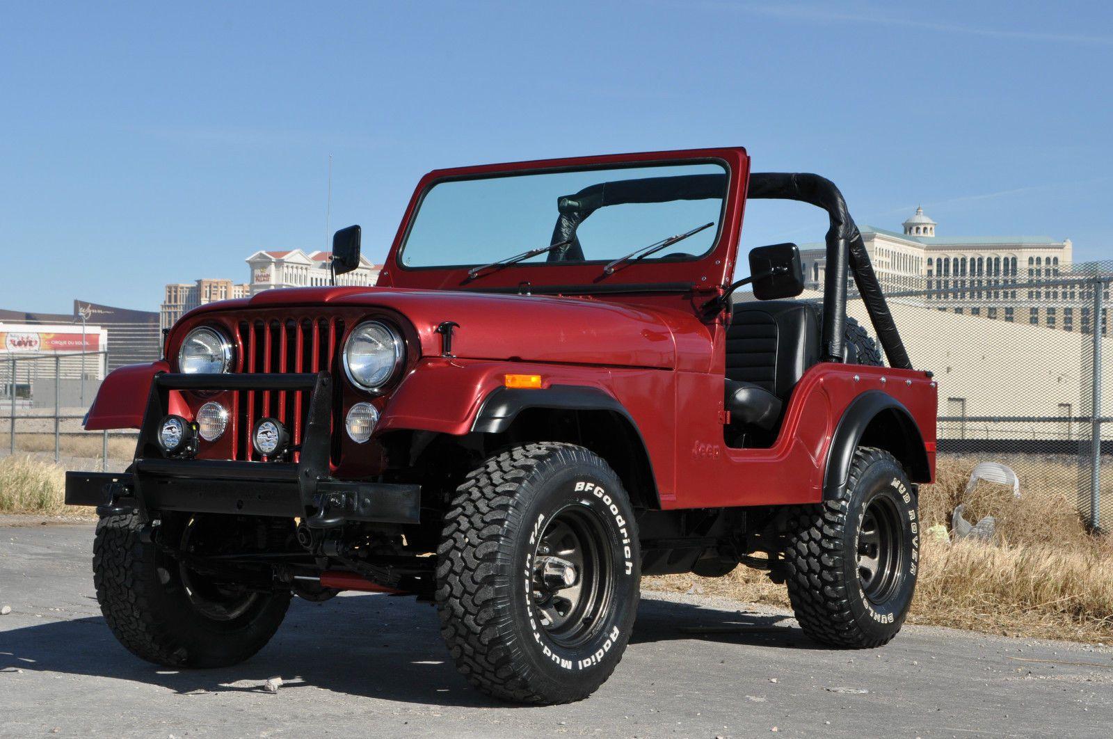 1978 Jeep Cj5 Jeep Cj Jeep Cj5 Jeep
