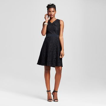 Women's Lace A-line Dress - Merona™