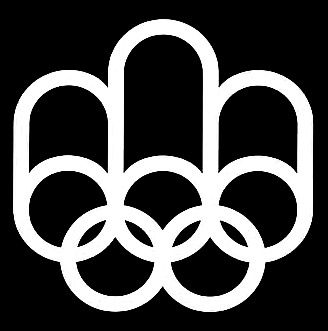 Georges Huel's logo for the '76 games