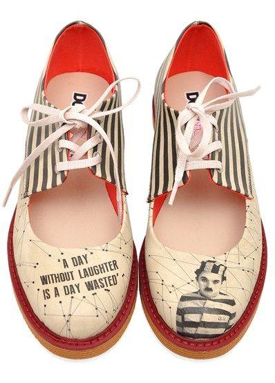 Zapatos rojos Doggo para mujer 7Gxcley