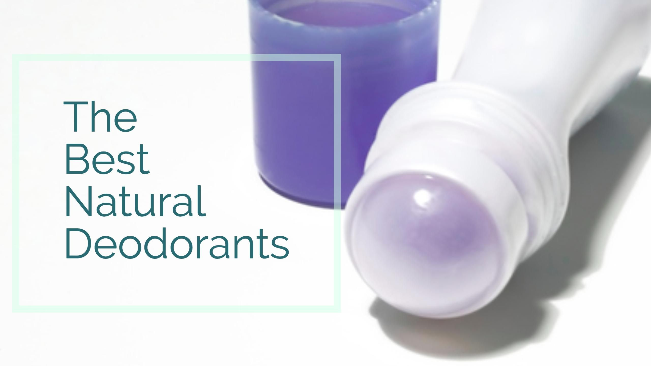 The Best Natural Deodorant For Axillary Hyperhidrosis Heavy Sweat