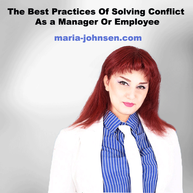 SEO Company - The Best Practices Of Solving Conflict As a Manager Or Employee  | Multilingual SEO Blog