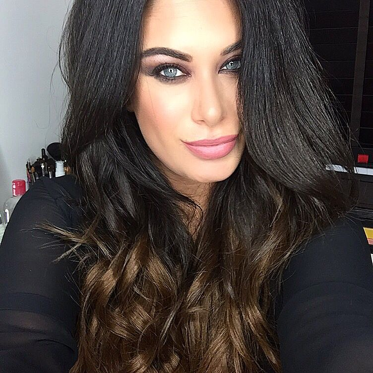 Wearing My Bellami Lilly Hair Extensions Best Ever Use Code Tashie5