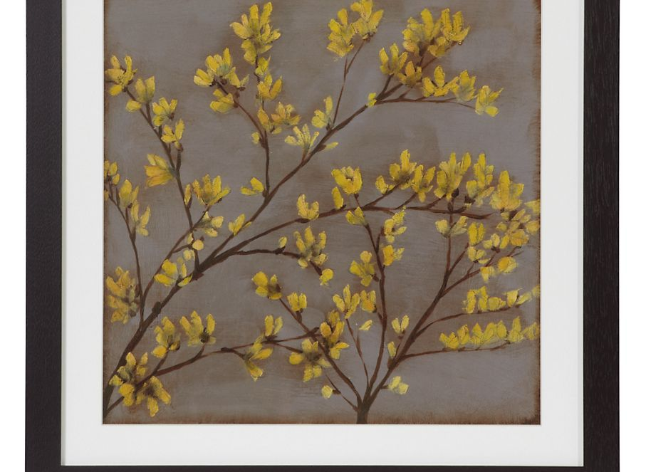 Z Gallerie Wall Art z gallerie - forsythia 1 | wall art | pinterest | affordable