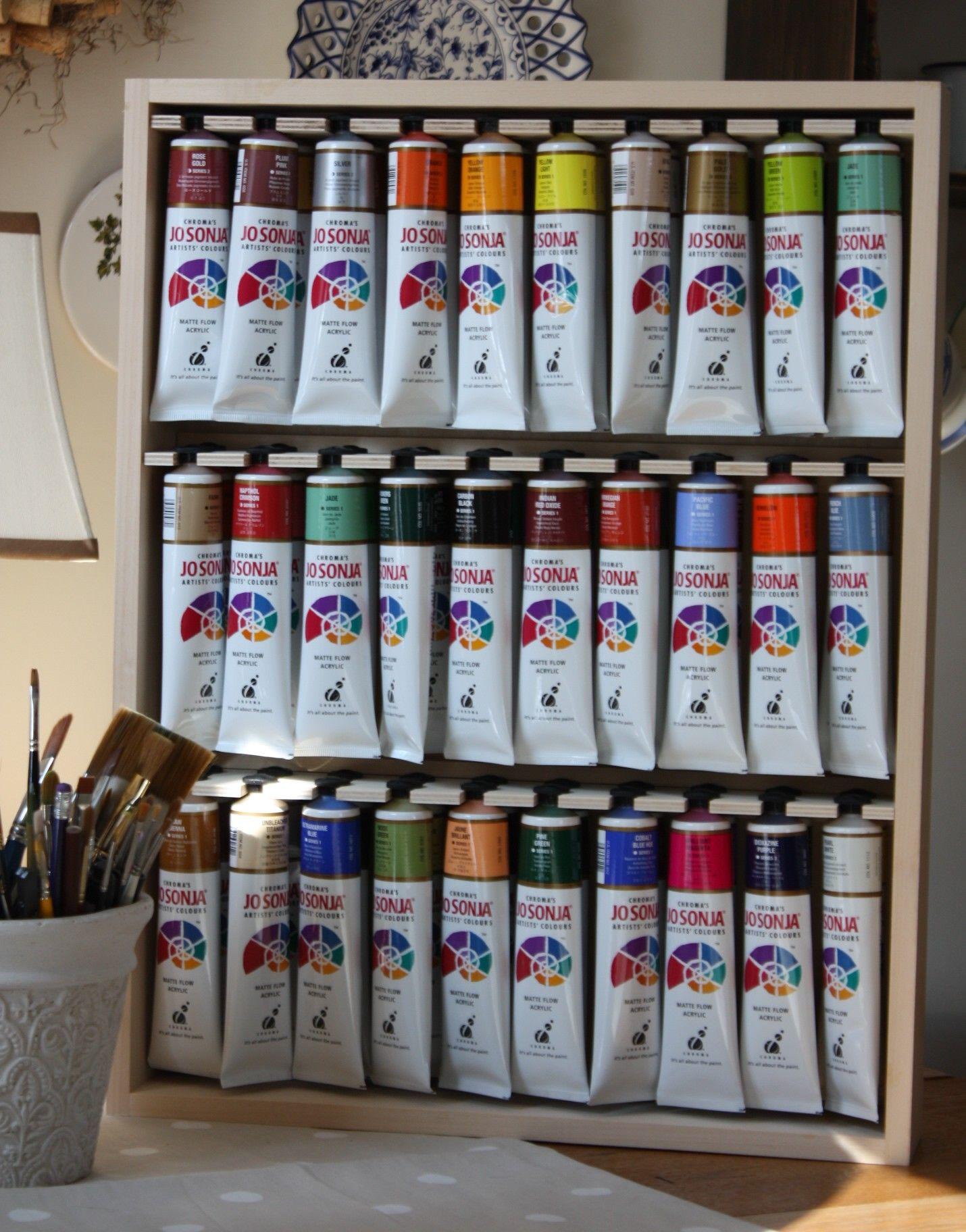 50++ Craft paint organizer rack information